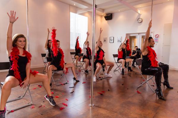 Workshop Burlesque in Gent